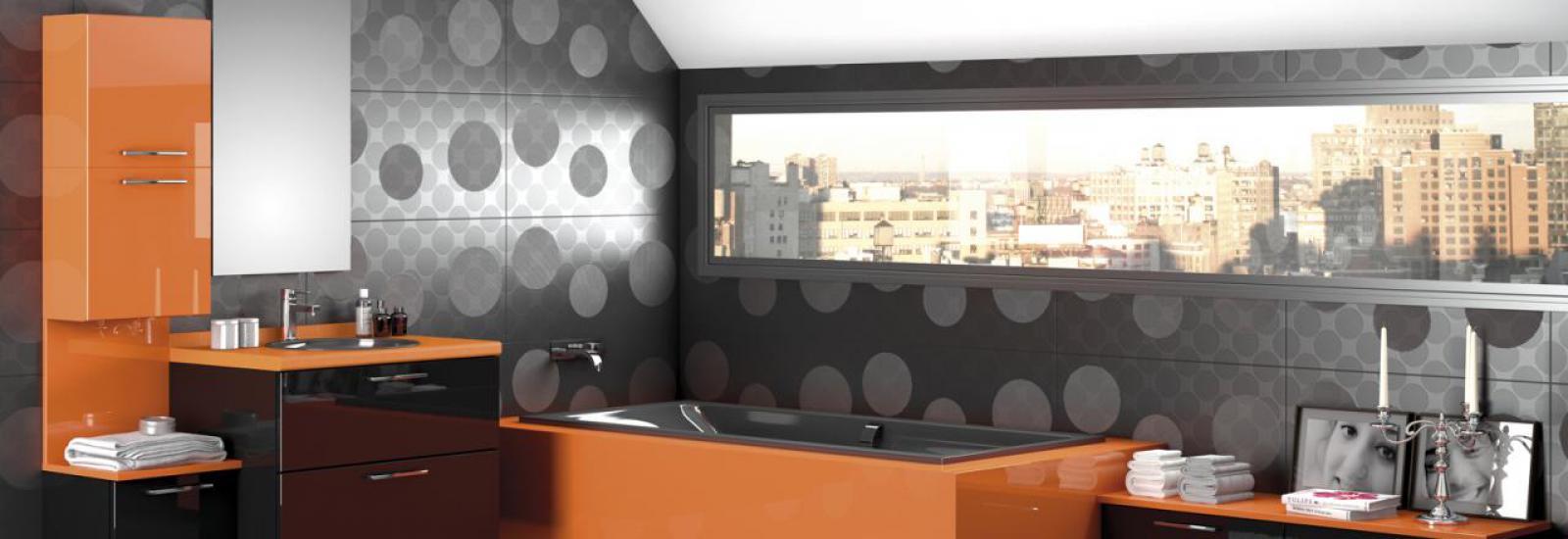 conception aménagement salle de bain sur mesure clermont-ferrand